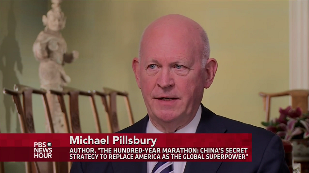 Does China Have a Secret Plan to Take America's Place? PBS NewsHour, February 25, 2015