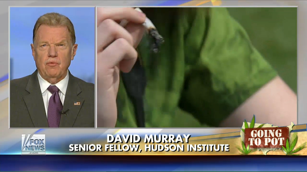 Is Medicinal Marijuana for Veterans a Good Idea? Fox & Friends, March 12, 2015