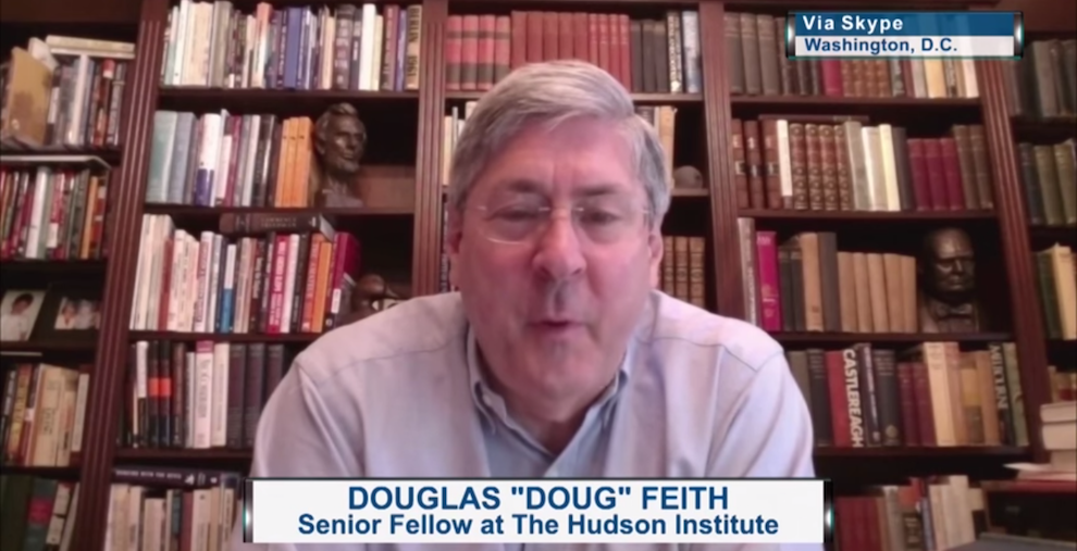 Doug Feith Discusses