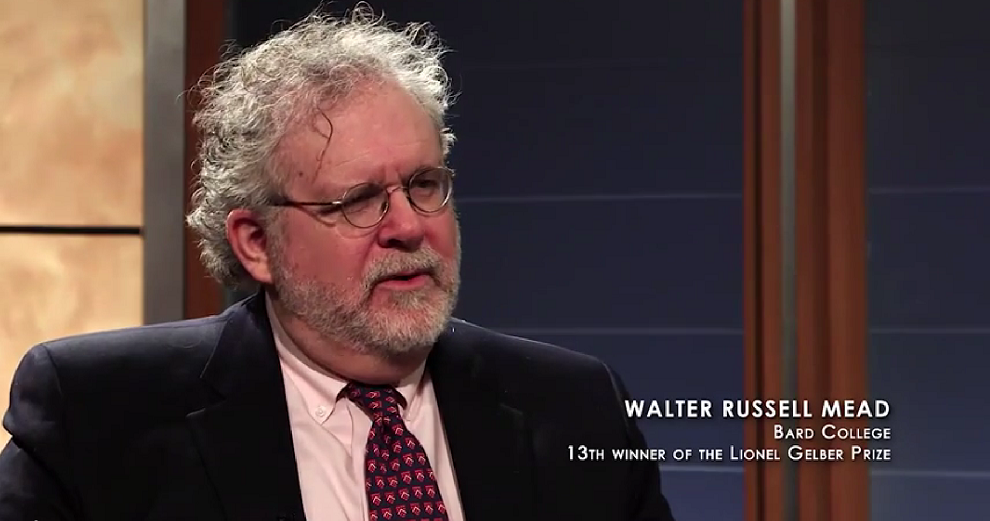 The Lionel Gelber Prize 25th Anniversary: Walter Russell Mead, Munk School, March 20, 2015