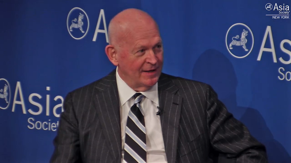 China's 'Hundred Year Marathon,' with Michael Pillsbury, Asia Society, April 7, 2015