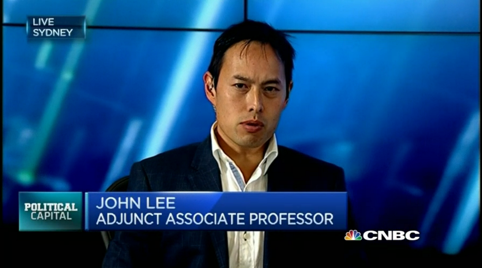 How Will Asia React to Japan's New Foreign Policy? CNBC, April 28, 2015