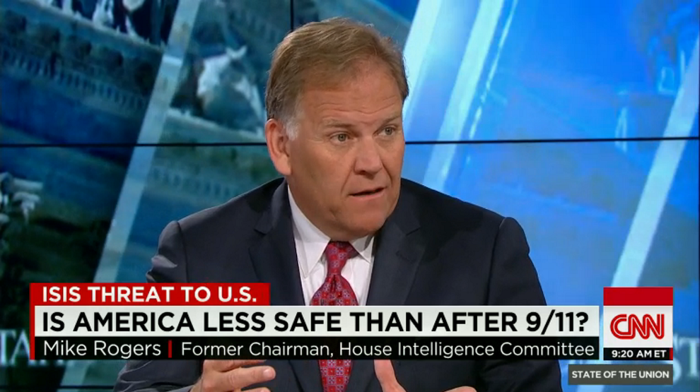 Is America Less Safe than After 9/11? CNN, May 10, 2015
