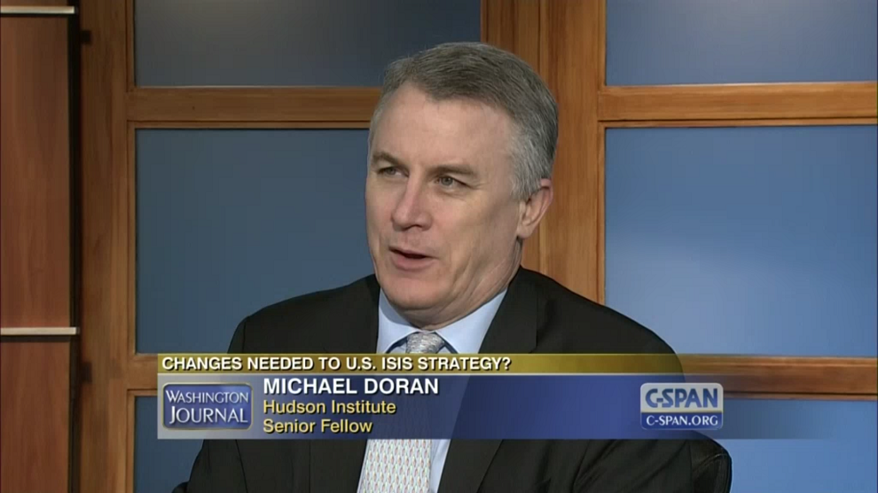 U.S. Strategy Against ISIS, C-SPAN, May 28, 2015
