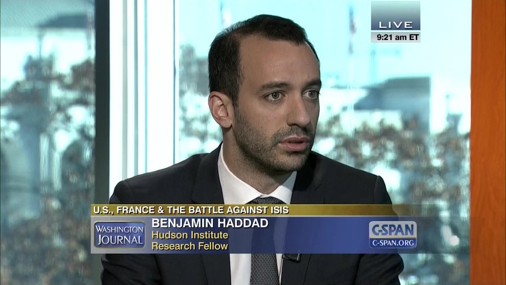 France's Battle Against ISIS, C-SPAN's Washington Journal, November 21, 2015