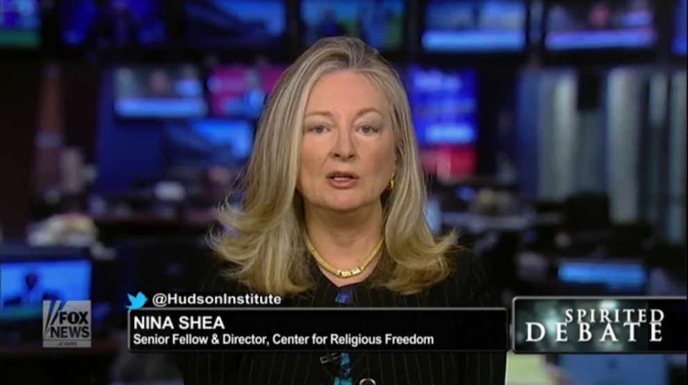 Push to Declare Mideast Christians 'Genocide Victims', Fox News, March 15, 2016