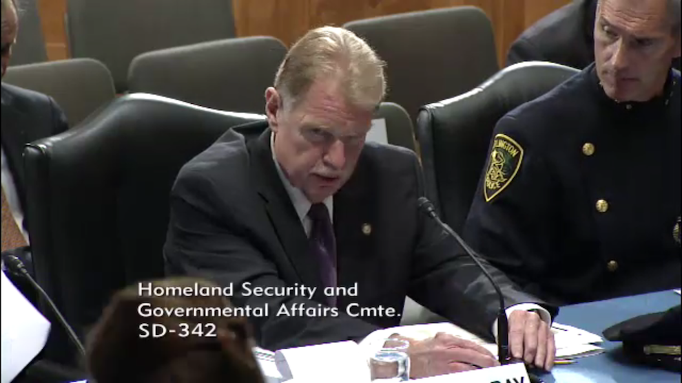 America's Insatiable Demand for Drugs: Examining Alternative Approaches, Testimony before the U.S. Senate Committee on Homeland Security & Governmenta