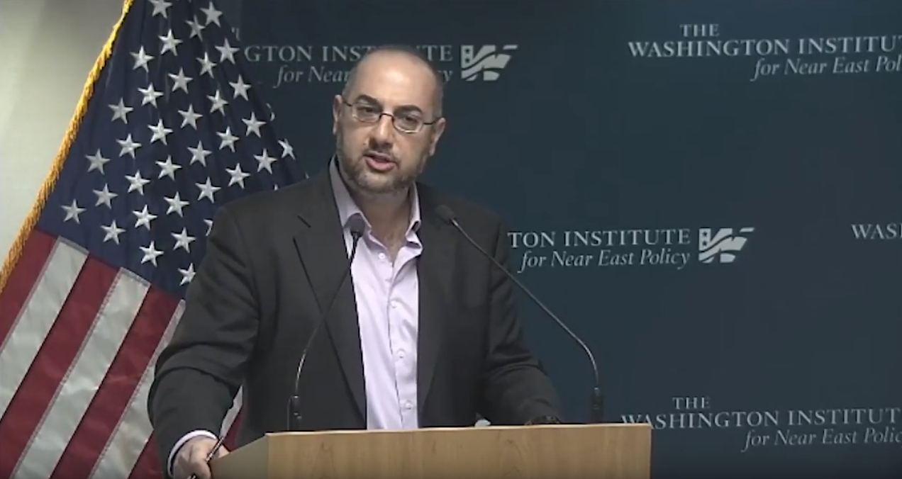Samuel Tadros at the Washington Institute, January 18, 2018