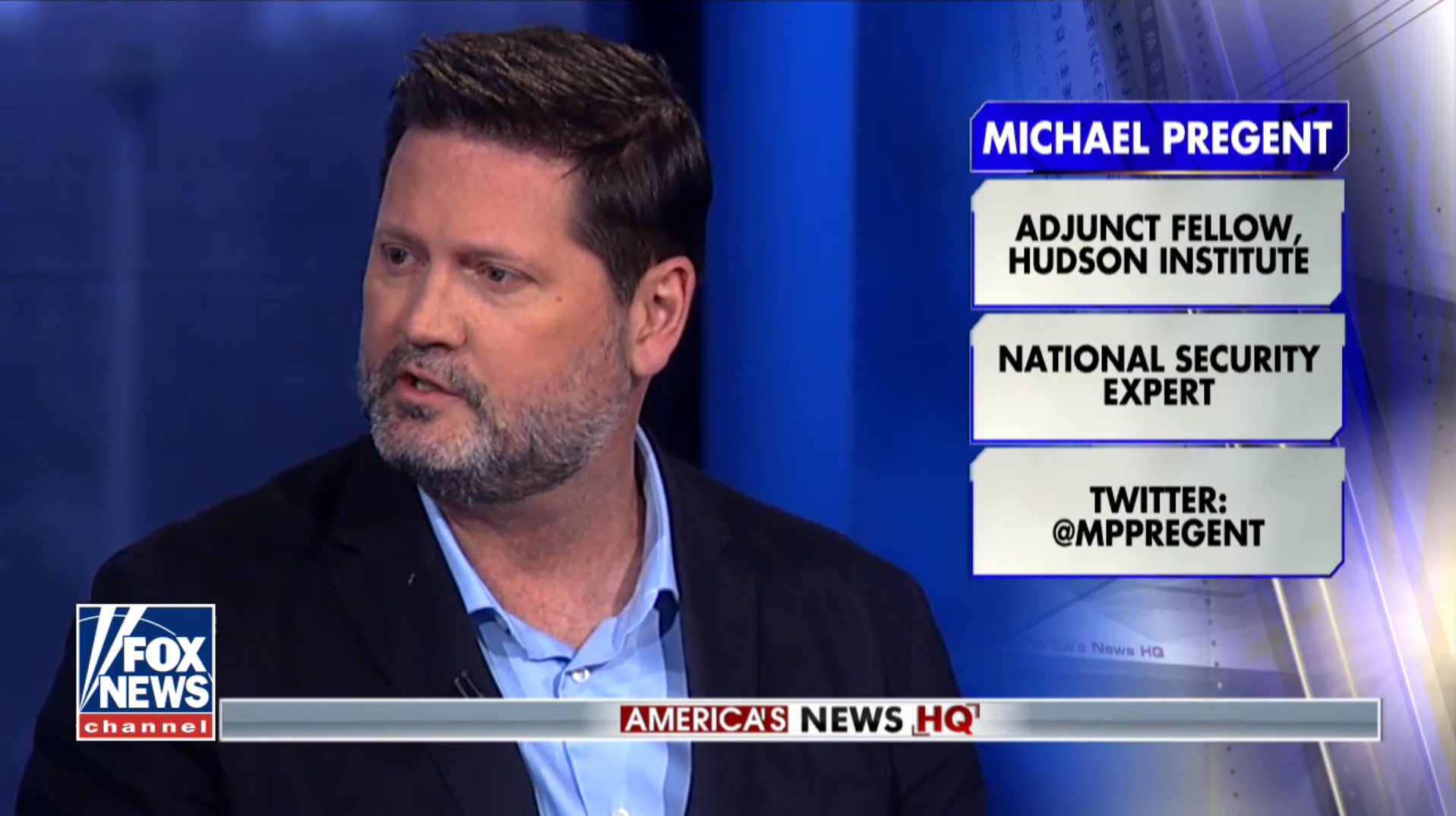 Michael Pregent on Fox News, February 17, 2018