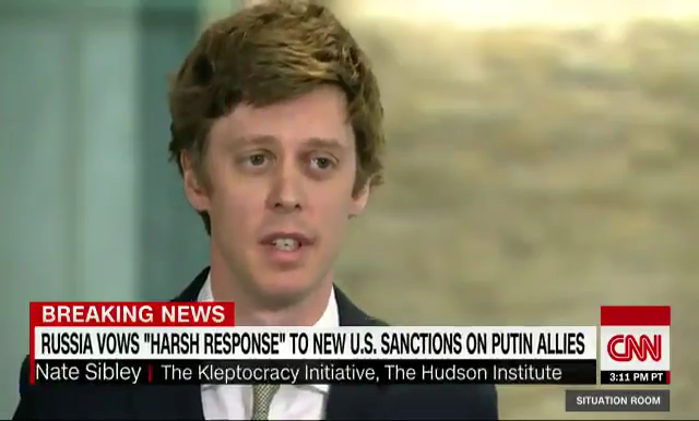 Nate Sibley and Ben Judah on CNN, April 6, 2018