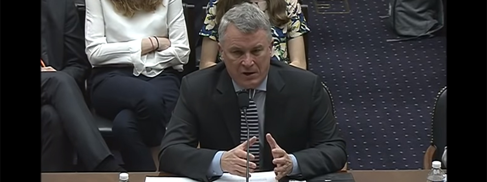 Michael Doran testifies before House Subcommittee on the Middle East and North Africa, May 22, 2018