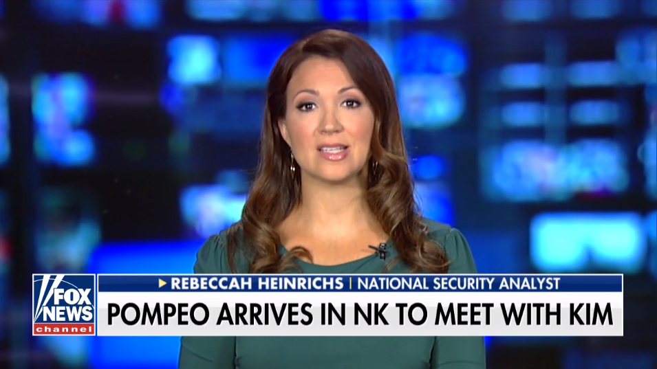 Reeccah Heinrichs on Fox News, July 6, 2018
