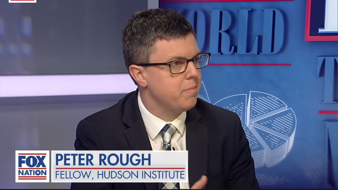 Peter Rough joins Fox Nation's Deep Dive to explore explore whether or not the United States should still be a part of NATO, January 22, 2019