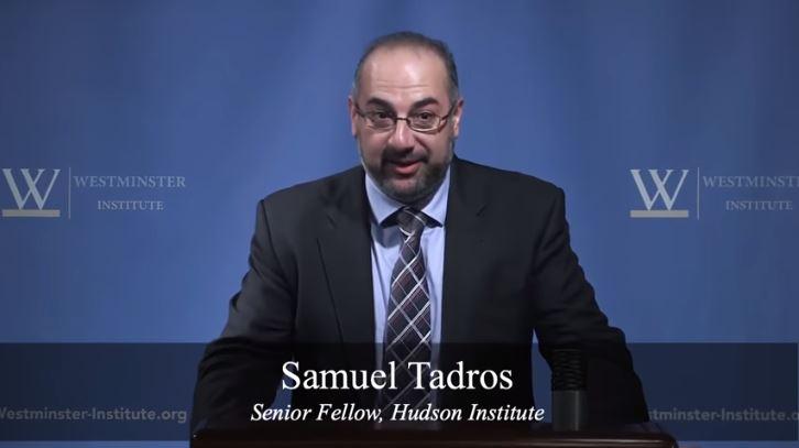 Samuel Tadros on Egypt, a troublesome ally, and salvaging what remains of the U.S.-Egyptian alliance, February 19, 2019