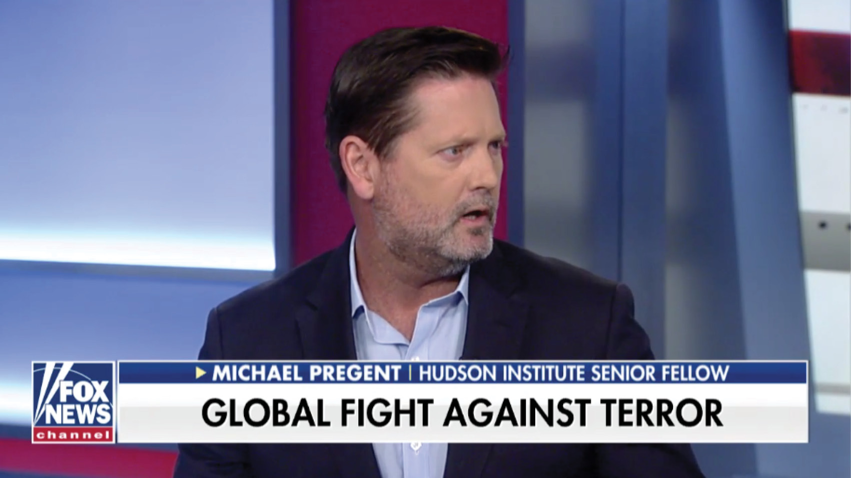 In an interview on Fox News, Michael Pregent discusses the global threat posed by ISIS and Al Qaeda.