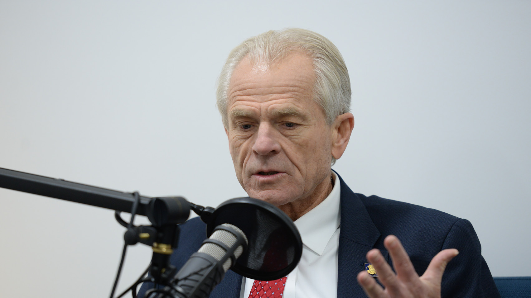 Peter Navarro discusses the Trump administration's approach to economic competition and its focus on blue-collar workers and manufacturing.