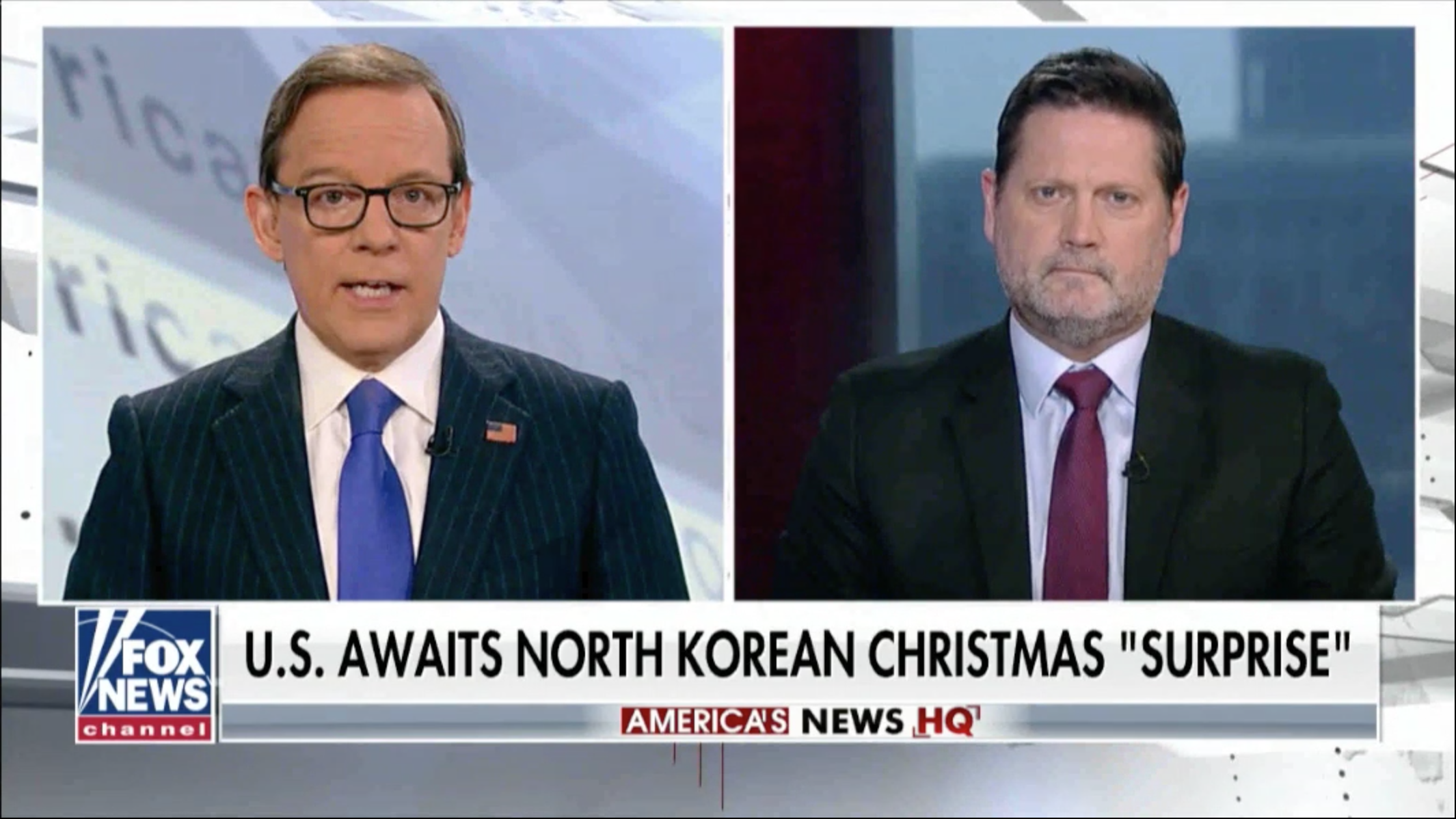 Michael Pregent discusses a possible North Korean missile launch on Christmas Day.