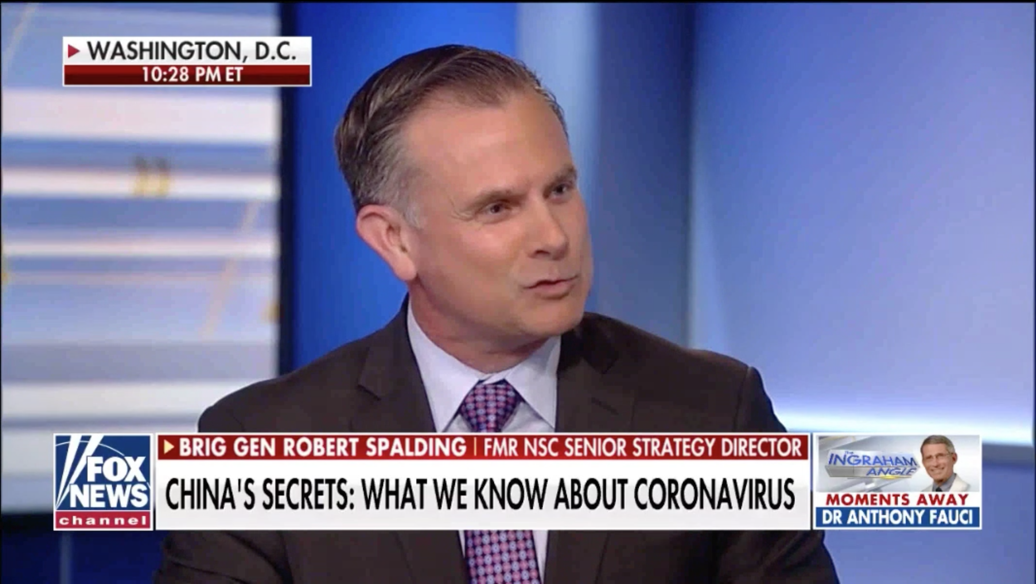 Rob Spalding discusses the likelihood that China is hiding information about the Coronavirus outbreak.