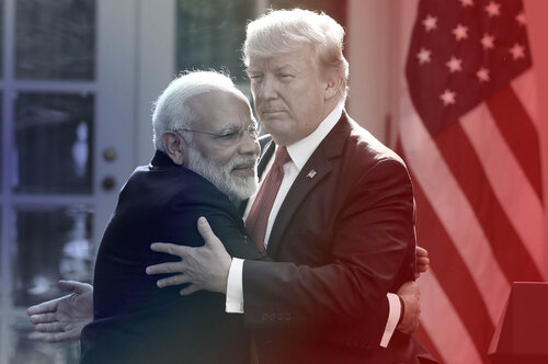 Aparna Pande discusses the US-India relationship following President Trump's visit to India.