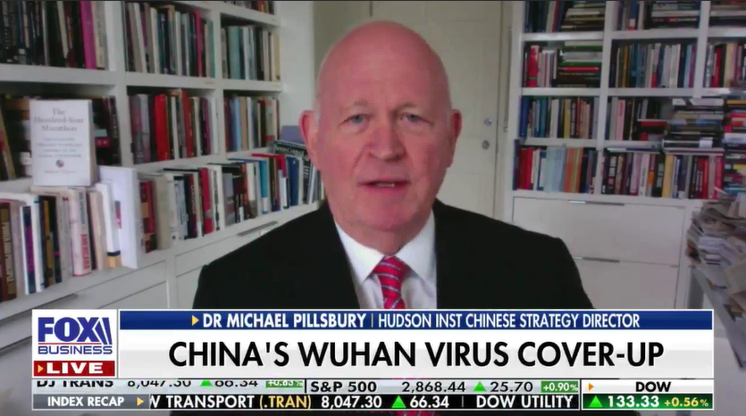 Mike Pillsbury discusses investigations into the origins of the Wuhan virus.