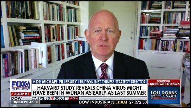 Michael Pillsbury discusses China's propaganda machine and the CCP's use of channels of influence to extend its power.