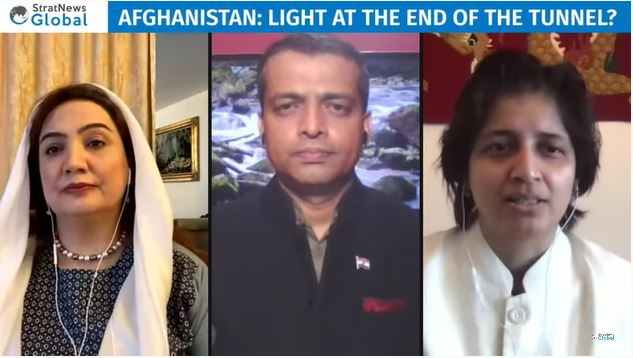 Aparna Pande discusses tensions with Pakistan.