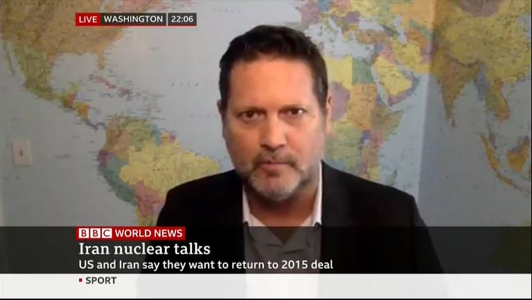 Michael Pregent discusses IAEA inspections in Iran.