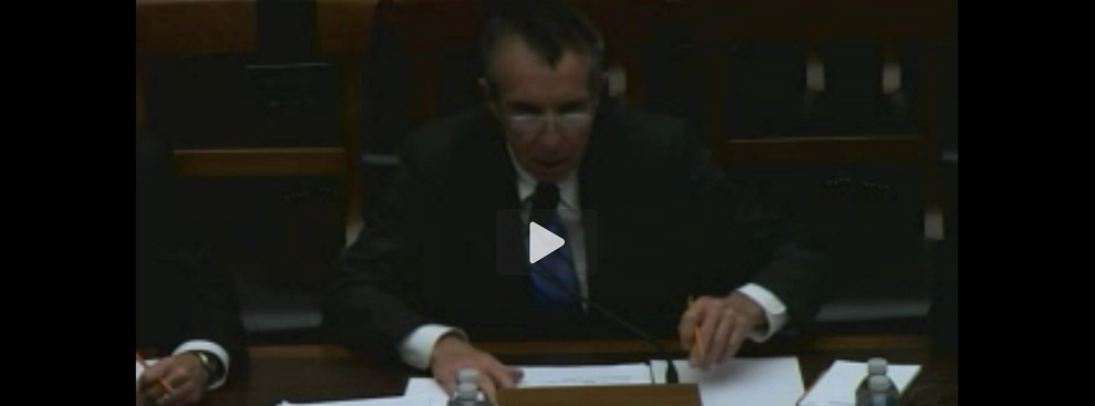 Seth Cropsey Testifies before the House Subcommittee on Seapower and Projection Forces on U.S. Asia-Pacific Strategy and Naval Modernization, December 11, 2013